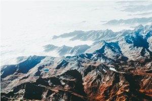 Alp, a snow-capped high mountain. Photo by Federico Beccari on Unsplash