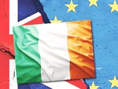 EU-UK-Ireland Flags  OPED COLUMNMagazine