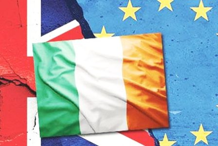 EU-UK-Ireland Flags | OPED COLUMN Magazine