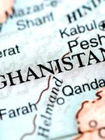 Afghanistan map | OPED COLUMN Magazine