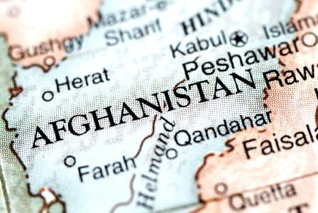 Afghanistan map |OPED COLUMNMagazine