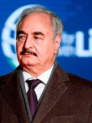 Khalifa Haftar (Libya) |OPED COLUMNMagazine