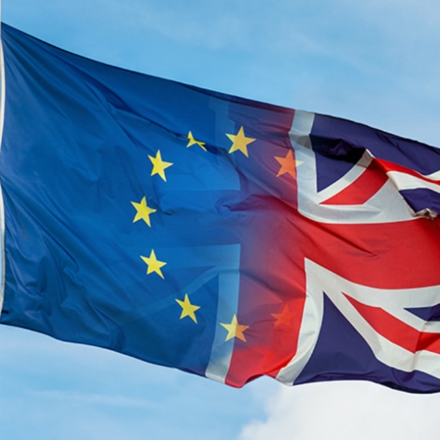 European Union (EU) and United Kingdom (UK) flags |OPED COLUMNMagazine