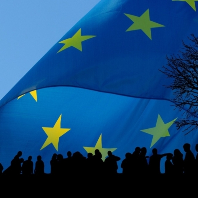 European Union (EU) flag | OPED COLUMN Magazine