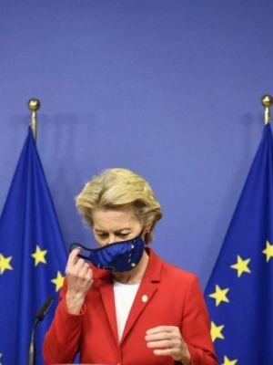 European Commission President Ursula von der Leyen |OPED COLUMNMagazine