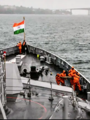 Indian Navy vessel, Indo-Pacific | OPED COLUMN Magazine
