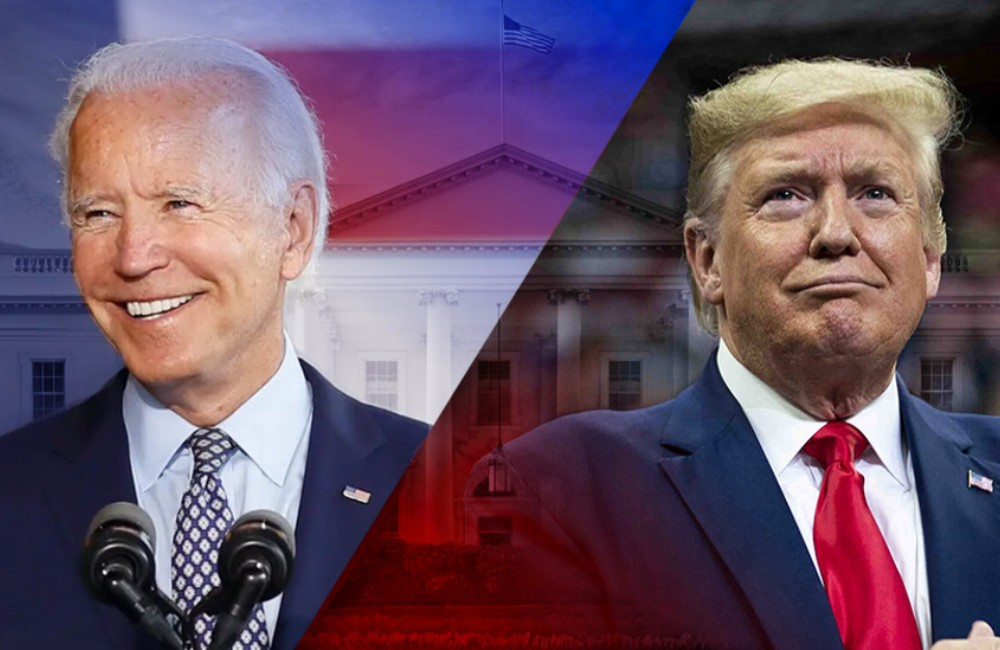 Joe Biden, Donald Trump (USA) | OPED COLUMN Magazine