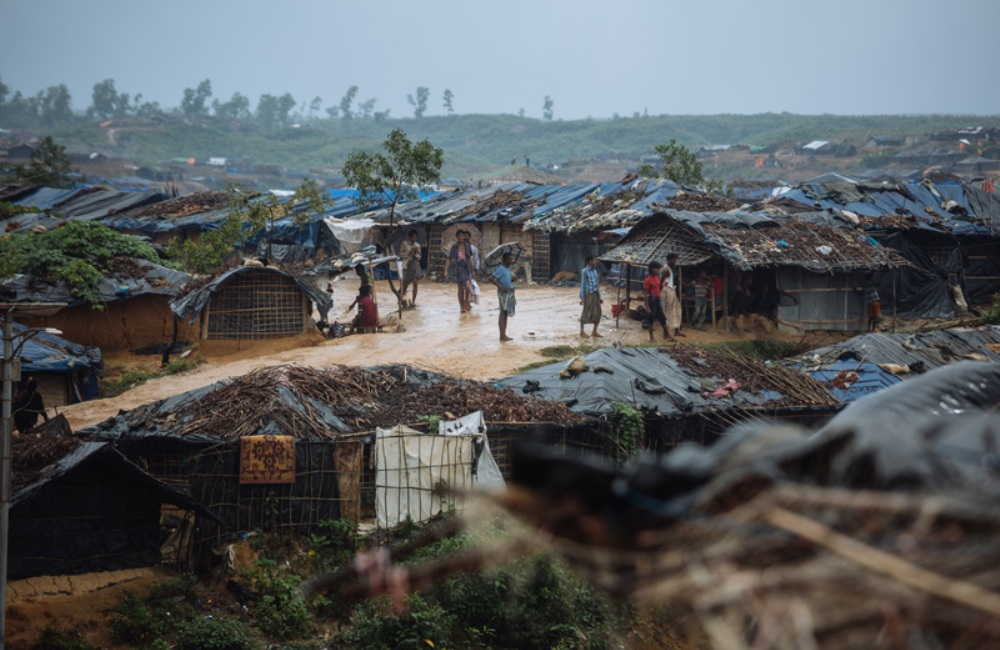 Rohingya Refugees' Sufferings Continue Even after Fleeing from Myanmar