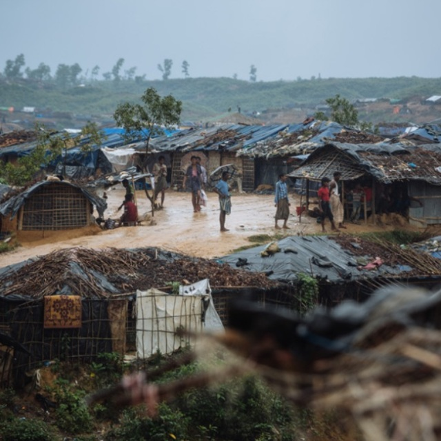 Rohingya refugee camp, Cox's Bazar, Bangladesh |OPED COLUMNMagazine
