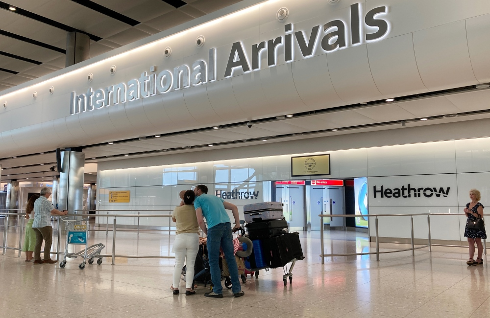 Benefits of Border Controls during Pandemic