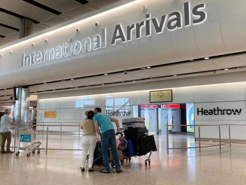 Heathrow Airport |OPED COLUMNMagazine